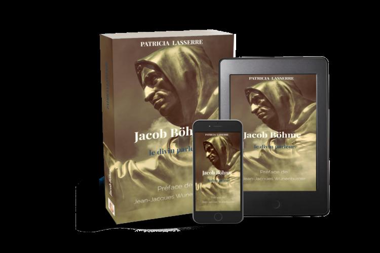 jacob böhme le divin parleur livre de patricia lasserre préface de jean-jacques wunenburger